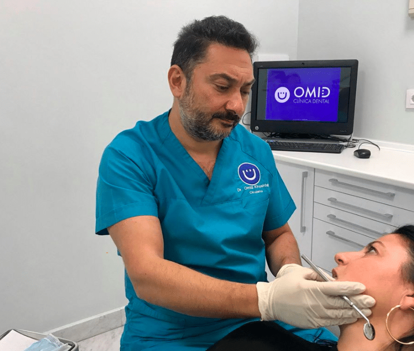 image of Clinica dental Doctor omid in Seville
